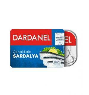 DARDANEL SARDINE IN SUNFLOWER OIL -TIN-105 gr