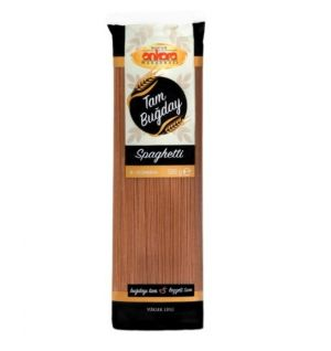 ANKARA WHOLE WHEAT SPAGHETTI PASTA (CUBUK) 500g