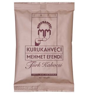 KURUKAHVECI MEHMET EFENDI TURKISH COFFEE 100g