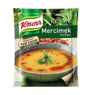KNORR LENTIL SOUP / mercimek corbasi 76g