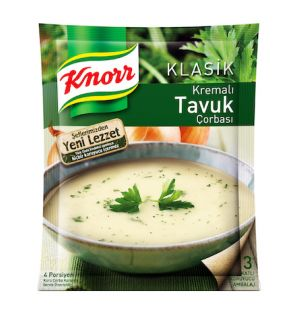 KNORR CREAM OF CHICKEN SOUP 65g _