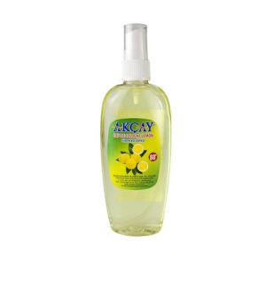 AKCAY LEMON COLOGNE SPRAY 150ml |
