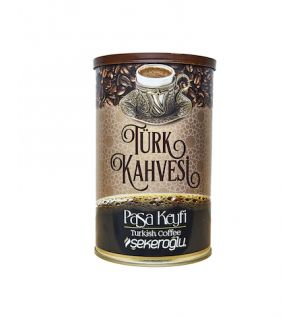 SEKEROGLU TURKISH COFFEE (PASAKEYFI) 250g _