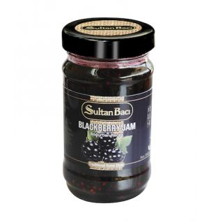 SULTANBACI BLACKBERRY(BOGURTLEN) JAM 380g