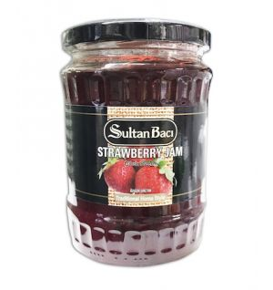 SULTANBACI STRAWBERRY JAM / cilek receli 700g