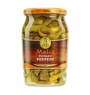 MELIS PEPPER PICKLE (MILD) 720cl