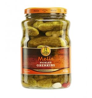 MELIS CUCUMBER PICKLES 1700cl