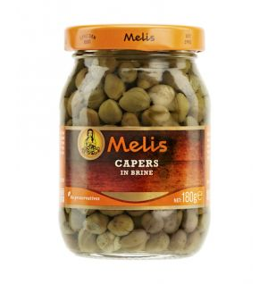 MELIS CAPERS PICKELS 190cl